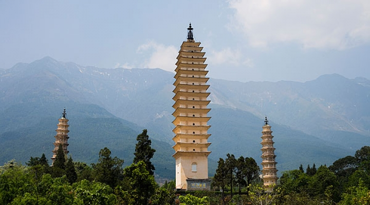 Jour 2 :Kunming-Dali