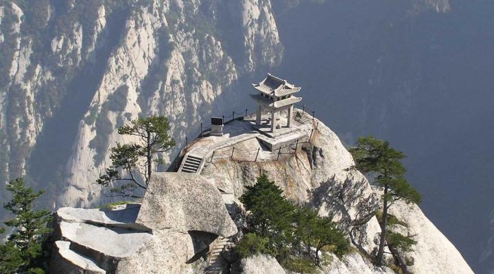 le Mont Huashan