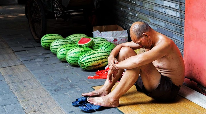 Jour 1: Pékin