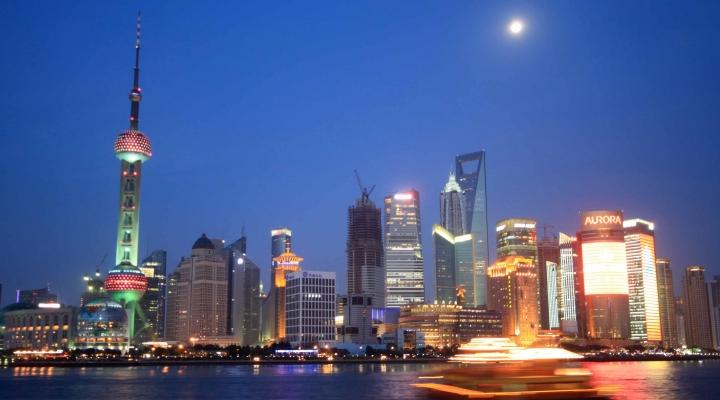 la croisière à la rivière Huangpu