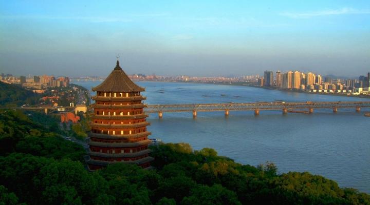 la pagode des Six Harmonies