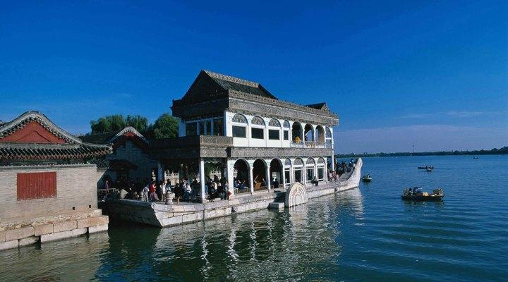 Jour 10 lundi : Xi'an-Pékin