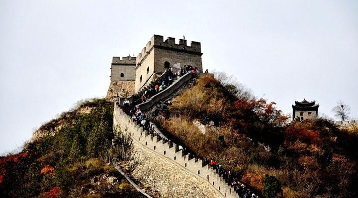 Jour 12 Mercredi : Pékin