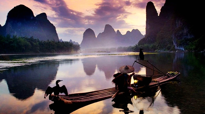 Jour 10:  Guilin-Yangshuo