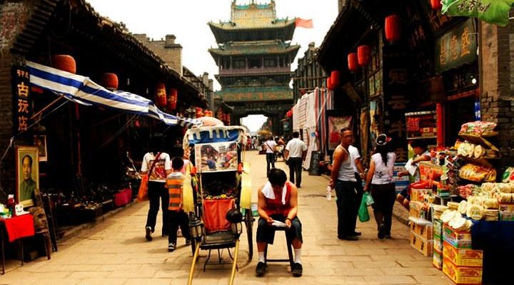 Jour 5: Pékin-Pingyao