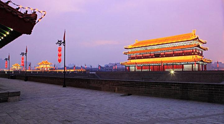 Jour 8 Samedi : Chongqing – Xi'an