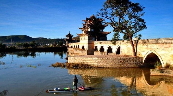 Extension Jour 4 : Jianshui- Kunming