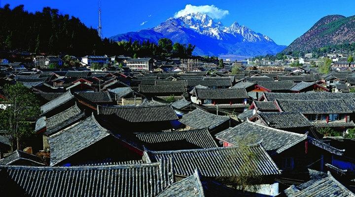 Jour 7: Lijiang- Vol
