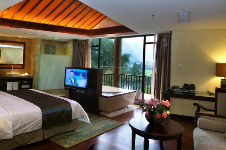 Yangshuo Resort Hotel
