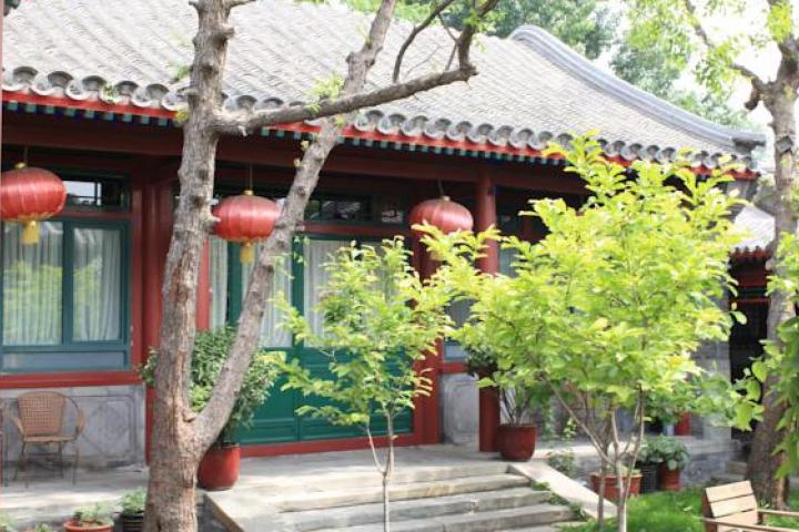 Pékin Beijing Sihe Courtyard Hotel
