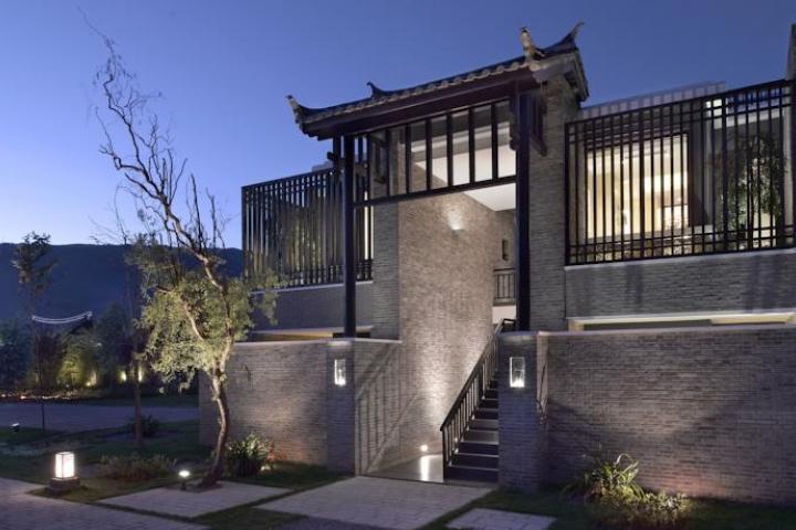 Lijiang Banyan Tree Hotel