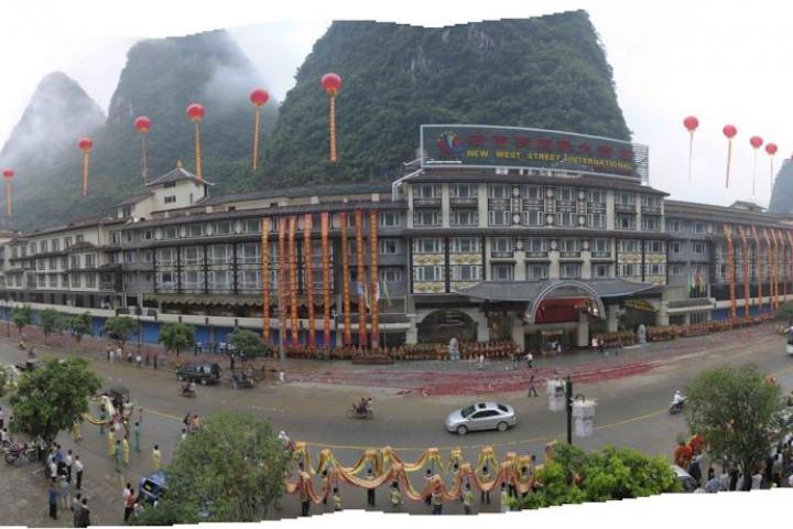 Yangshuo New West Street International Hôtel