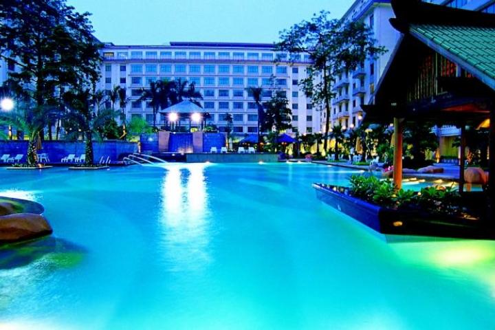 Canton Dong Fang Hotel