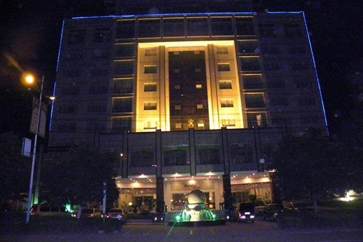 Danzhai Yingbin Hotel