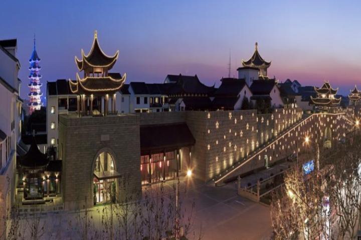 Suzhou Pan Pacific Hôtel