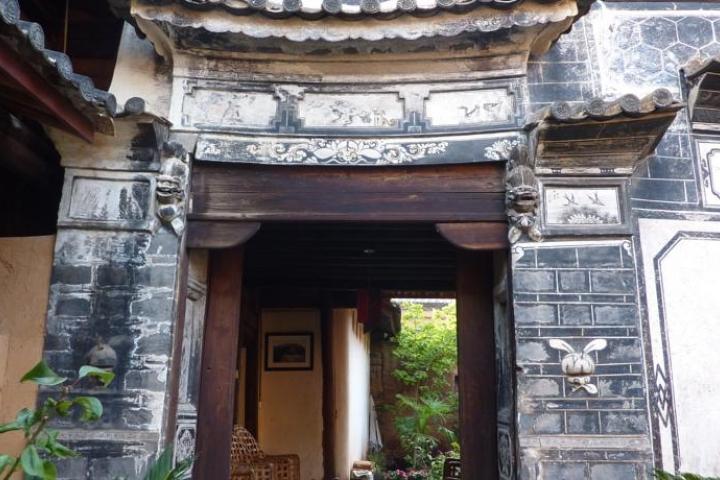 Shaxi Laomadian Lodge(Shaxi old caravanes inn)