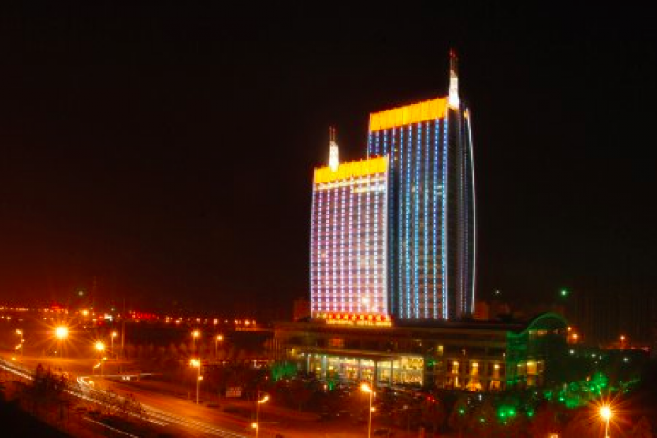 Luoyang Lee Royal Mudu Hotel
