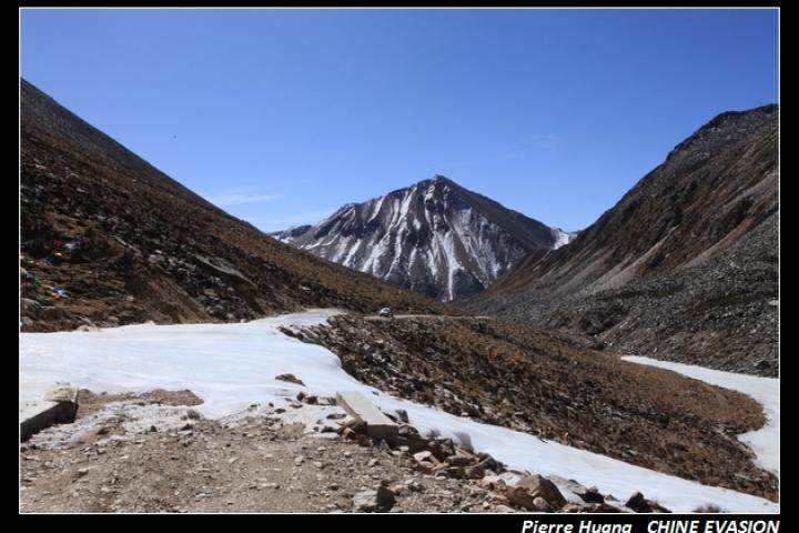 Lac sacré de Lhamo-Latso - Lac des visions (3h de trek)