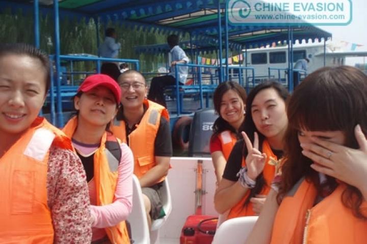 Une petite excursion dans la banlieue de Pékin