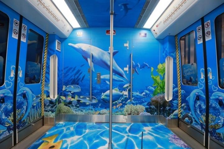 Un métro innovant