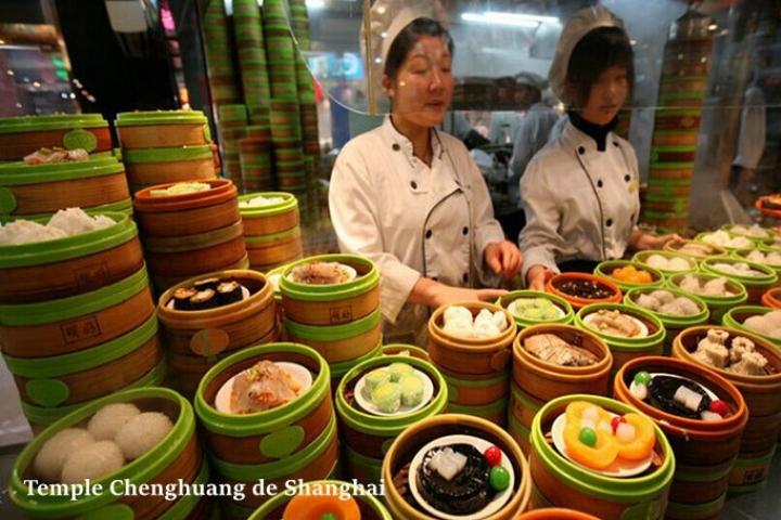 Les 10 rues des gourmandises en Chine( première partie)