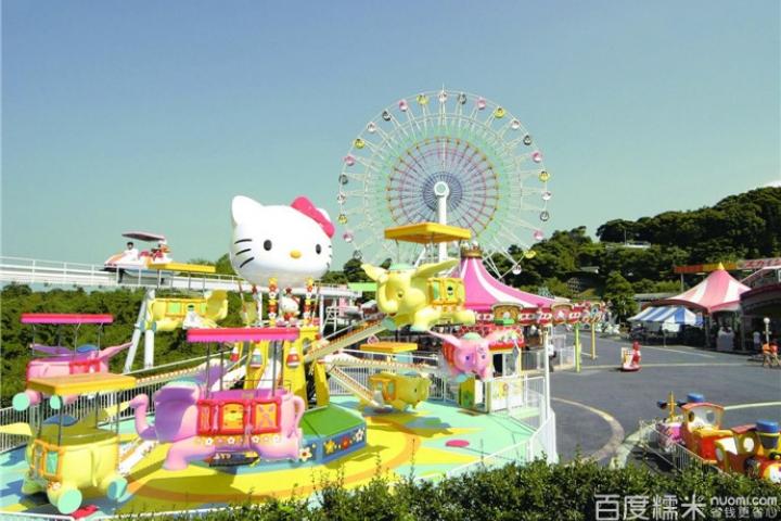 L'histoire de la naissance du pays de Hello Kitty – Paradis des enfants