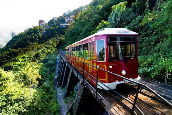 Le TGV va lier l'intérieur de la Chine avec Hongkong