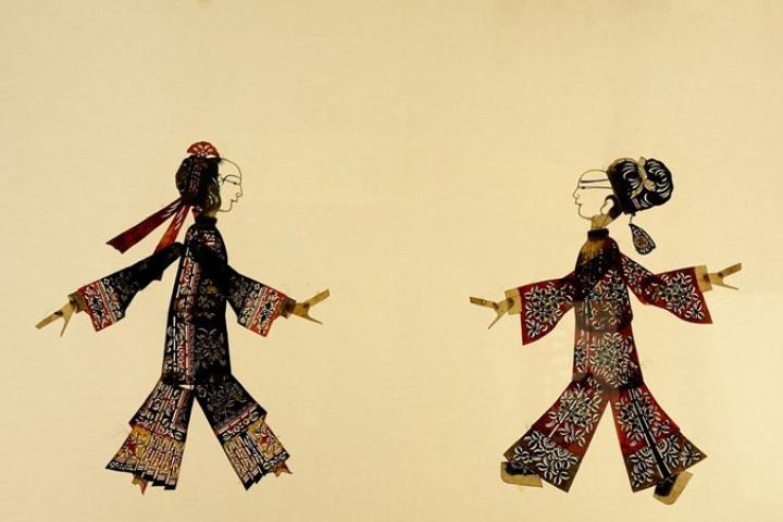 Le musée des ombres chinoises de Chengdu