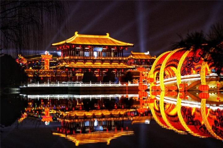 Un nouvel an le plus à la chinoise