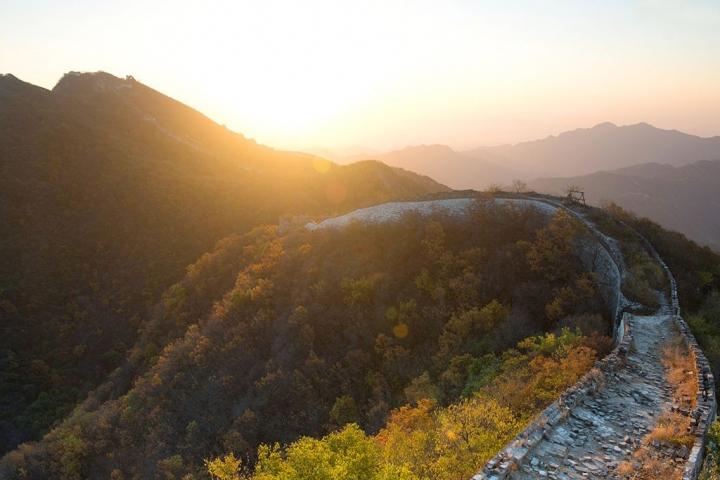Randonnée de la Grande Muraille de Gubeikou à Jinshanling