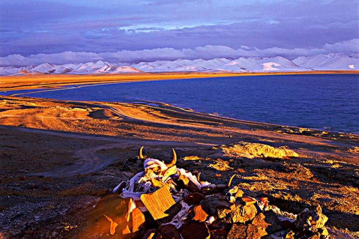 Merveilles du Tibet
