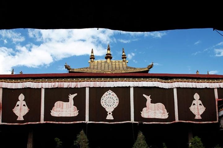 Tibet Fenêtres