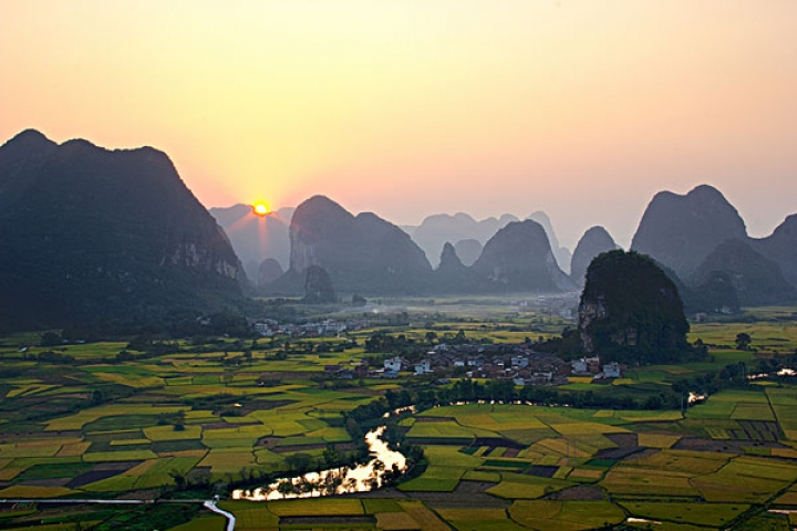 Yunnan - Vallée de la Rivière Nujiang