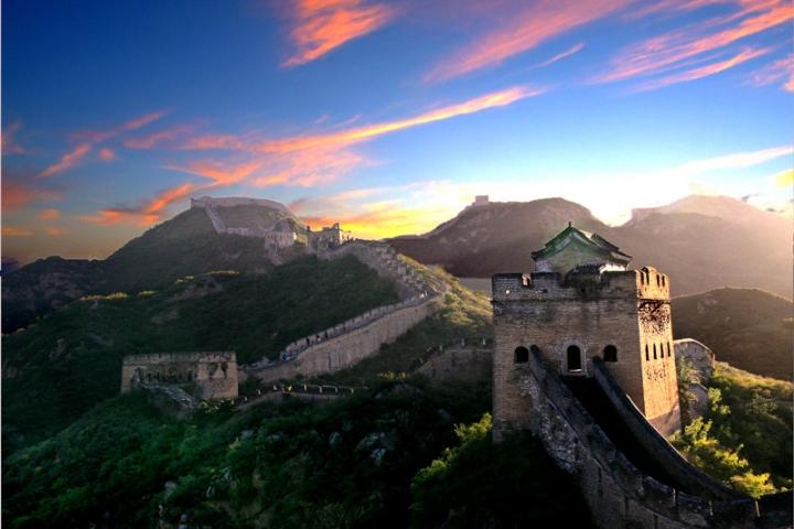 Tour Muraille Jinshanling(site fermé)