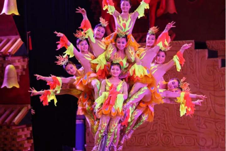 Pékin Acrobatie de théâtre Chaoyang