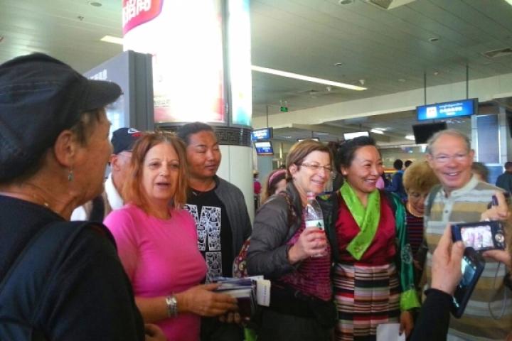 Guide-Interprète francophone (Tibet)
