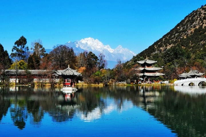 Chine Originale Yangtze-Yunnan
